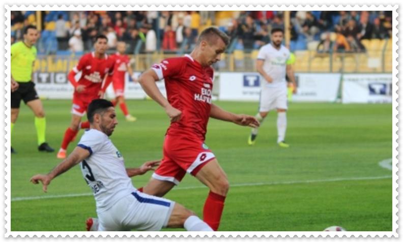 Balıkesirspor oyuncusu Nermin Hodzic