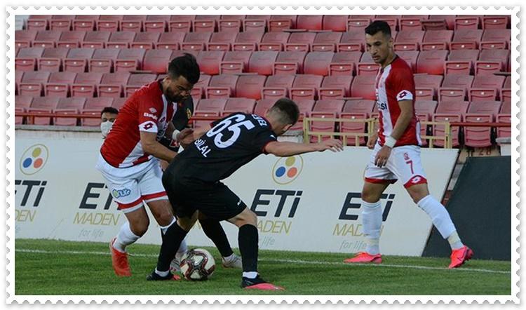 Balıkesirspor Eskişehirspor Maçı 2 – 0