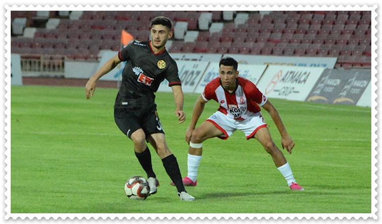Balıkesirspor Eskişehirspor Maçı 2-0